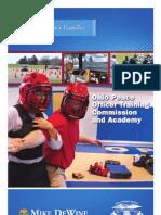 OPOTA Overview Brochure