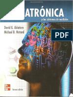 Introducción a La Mecatrónica y a Los Sistemas de Medición (Tercera Edición)