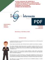 Metodología de Diseño y Desarrollo de Sistemas de Información
