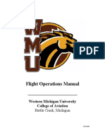 WMU Flight Manual