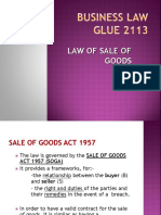 TOPIC 1_ Sale of Goods