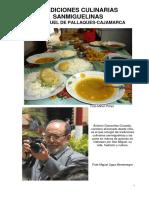 Antonio Goicochea Tradiciones Culinarias Sanmiguelinas