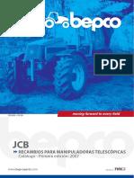 Refacciones - JCB