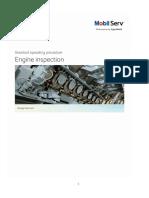 Engine Inspection SOP
