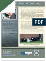 August 2010 E-newsletter