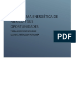 Solución Para Un Reto de Implementación de La Transición Energética en México