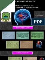 Stroke hemoragik Intraserebral ppt