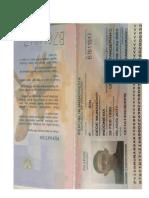 Pasport Dede Munandar