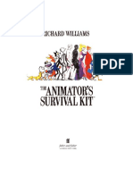 The Animators Survival Kit - Richard Williams
