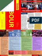 Cambridge Labour City Booklet 2018