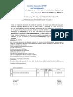 Contrato de Locaciòn Nº 001