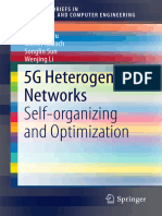 5G Heterogeneous Networks Self-Organizing and Optimization