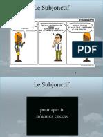 ppt subjonctif1