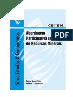 Abordagem Participativa Na Gestão de Recursos Minerais