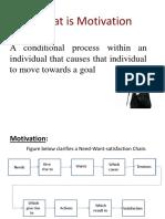 Essentials of Management- Motivation