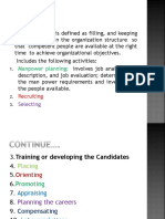 Essentials of Management-Staffing and Management Development