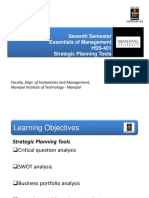 Essentials of Management-Planning 3 - Strategic Planning Tools.pdf