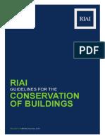 Conservation Guidelines December 2010