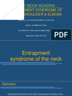 Entrapment Syndrom of Neck Shoulder and Elbow