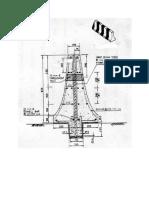 Parabolic Road divider drawing