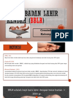 Berat badan lahir rendah (bblr) abi.ppt