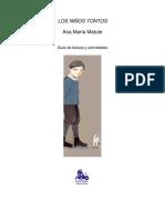 Guía de Lectura y Actividades de Los Niños Tontos de Ana M Matute
