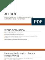 AFFIXES-1