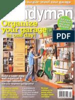 Family Handyman 501 September 2009