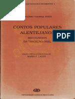 THOMAZ PIRES - Contos Populares Alentejanos