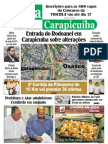 Jornal Guia Carapicuíba 1ª Quinzena de Setembro de 2010