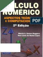 Cálculo Numérico -  Aspectos teóricos e computacionais.pdf