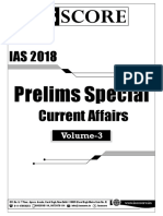 march Prelims Special Current Affairs Binder-iii