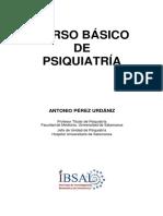 Básico de Psiquiatría Por Dr. Antonio Pérez