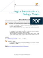 Biología Celular_Bibliografía_1° 2018