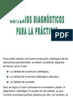 Examen Radiografico Tecnica - Practica