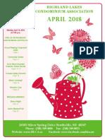 April Herald Online