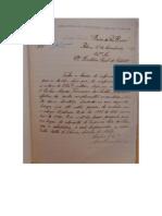 Atestado de Professora Do 5 Grupo Escolar Do Pará (1922)