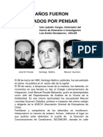 Tres Comunistas Degollados, Iván Ljubetic