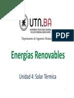Solar Termica Baja Potencia