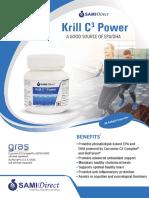 Krill C3 Power
