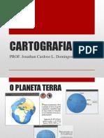 Cartografia - Projeções e Mapas