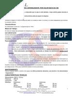 Estufa Manual EG 18E