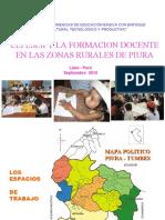 FORMACION DOCENTE
