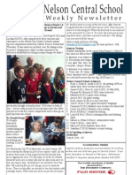 15th September 2010 Newsletter Web