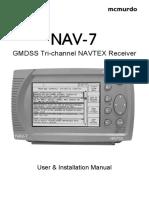 NAV-7 User Manual Gesamt
