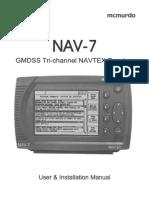 Navtex - 7 (User & Installation Manual)