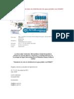 Requisitos de Diseño de Redes de Agua