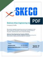 SKECO Profile