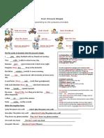 key exam + explanation of common mistake.