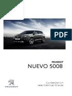 Ficha Nuevo 5008